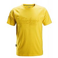 Snickers Logo T-Shirt (SNI2580)