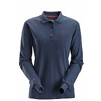 Snickers ProtecWork, Dames Lange Mouwen Polo Shirt 2667